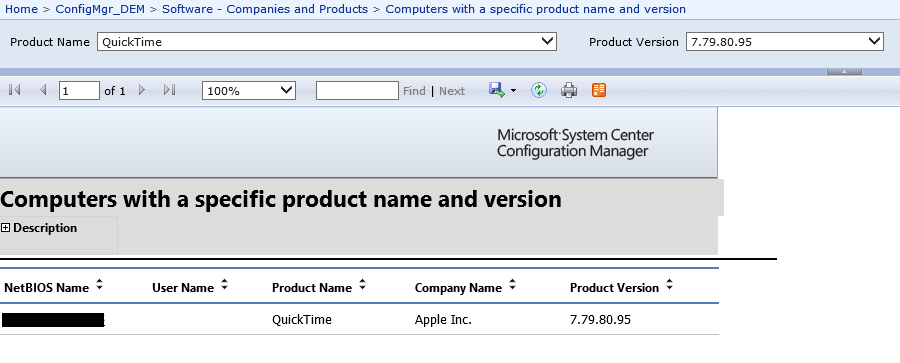 How to Eliminate QuickTime Threats Using Microsoft SCCM